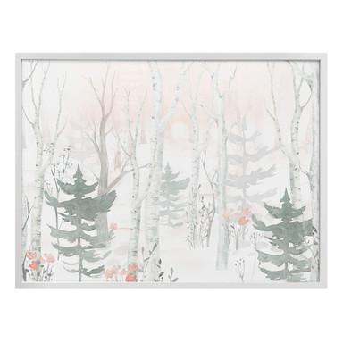 Poster Kvilis - Im Wald