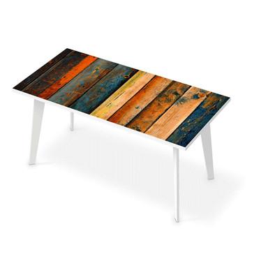 Tischfolie - Wooden