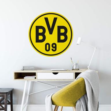 Wandsticker Borussia Dortmund Logo