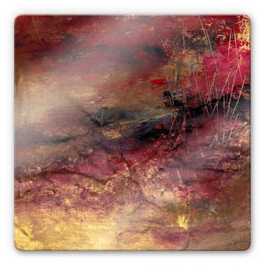 Glasbild Niksic - Ein Stück unserer Erde