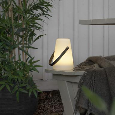 LED Leuchte Linterna in Weiss IP44