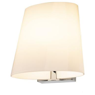 LED Wandleuchte Coupa aus Stahl G9 max. 42W