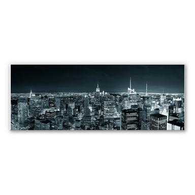 Wandbild New York at Night 02