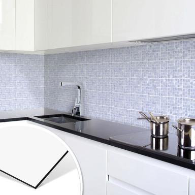 Küchenrückwand - Alu-Dibond - frische Brise