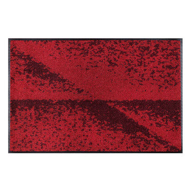 Wash&Dry Decor Fussmatte Red Shadow