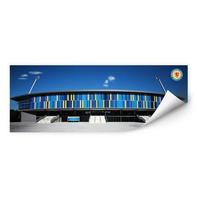 Wallprint Eintracht Braunschweig Stadion - Panorama