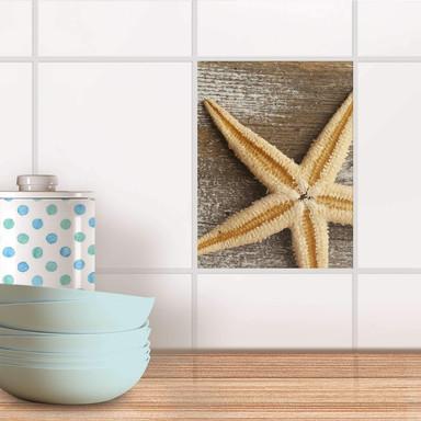 Fliesensticker - Starfish