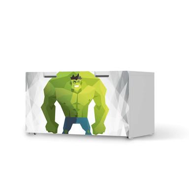 Möbelfolie IKEA Stuva / Malad Banktruhe - Mr. Green- Bild 1