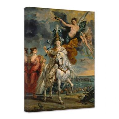 Leinwandbild Rubens - Die Einnahme von Jülich