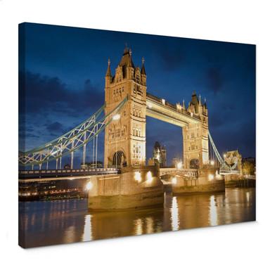 Leinwandbild Tower Bridge in London
