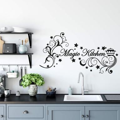Wandtattoo Magic Kitchen