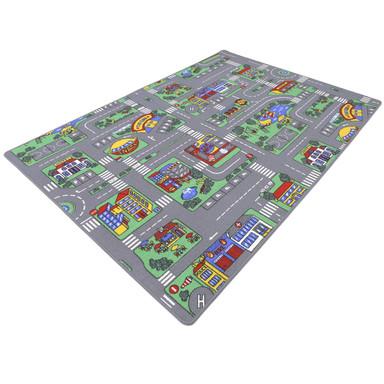 Auto Kinder Spielteppich