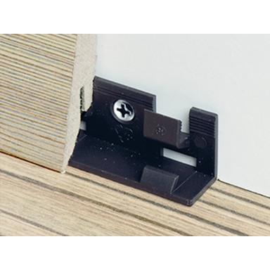 Fussleisten CLIP FO8860 Clip für FO 660 Leisten