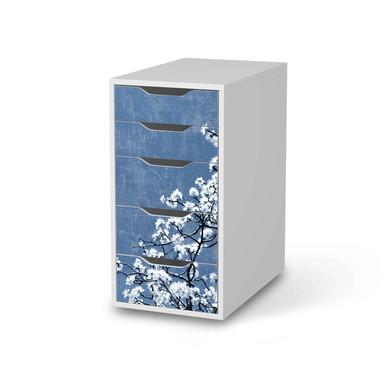 Klebefolie IKEA Alex 5 Schubladen - Spring Tree