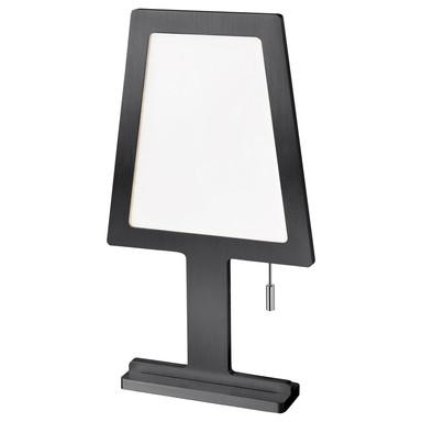 LED Tischleuchte Steve in Schwarz 6.7W 603lm