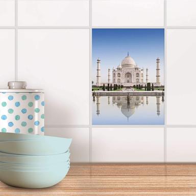 Fliesensticker - Taj Mahal