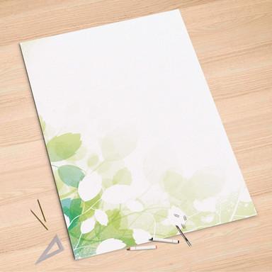 Folienbogen (100x150cm) - Flower Light