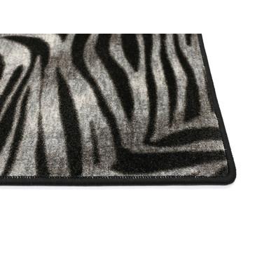 Noah Zebra Kettelteppich
