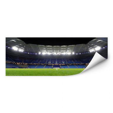 Wallprint HSV Arena Nacht - Panorama