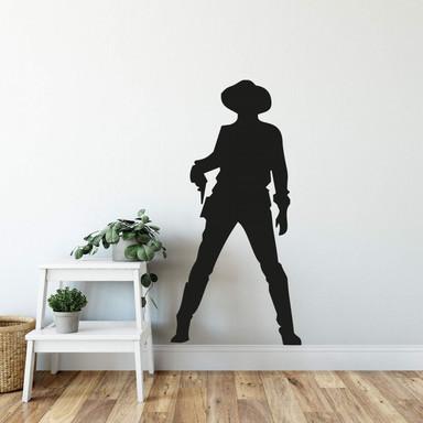 Wandtattoo Cowboy 1