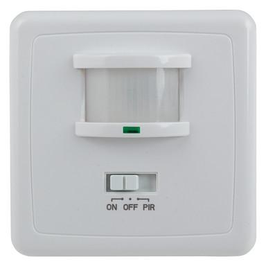 Bewegungsmelder Infrarot 160° LED kompatibel