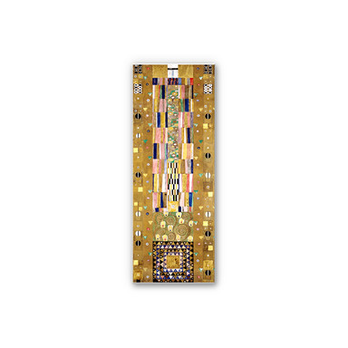 Hartschaumbild Klimt - Werkvorlage für den Stocletfries