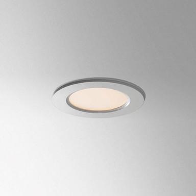 LED Einbauleuchte Palma weiss dimmbar 120