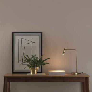 LED Tischleuchte Enna in Gold-matt 4.5W, 124lm