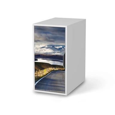 Möbelfolie IKEA Alex Schrank - New Zealand