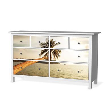 Möbelfolie IKEA Hemnes Kommode 8 Schubladen - Paradise
