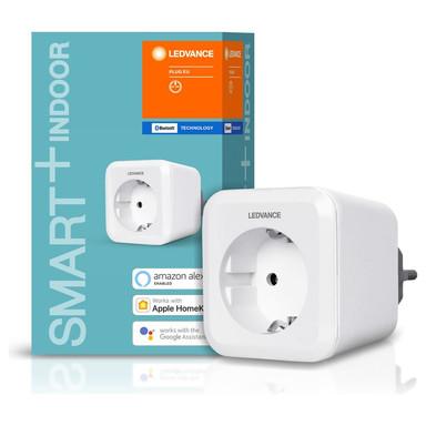 SMART& Bluetooth Steckdose in Weiss