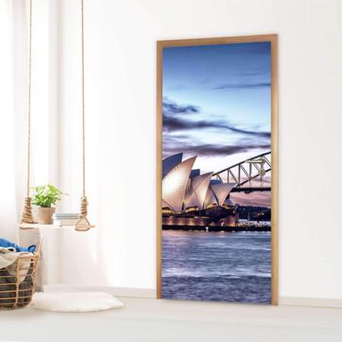 Türfolie - Sydney