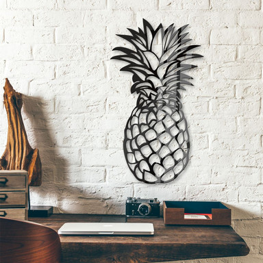 Acryldeko Ananas