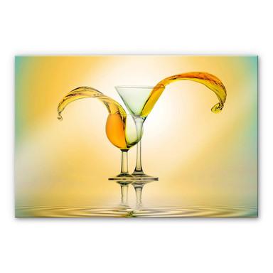 Acrylglasbild Rahayu - Carribean Cocktails