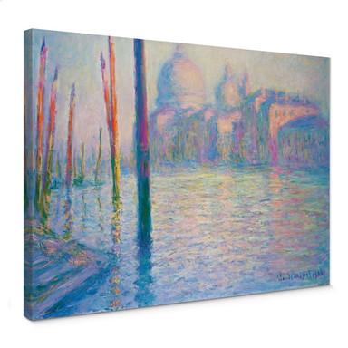 Leinwandbild Monet - Venedig