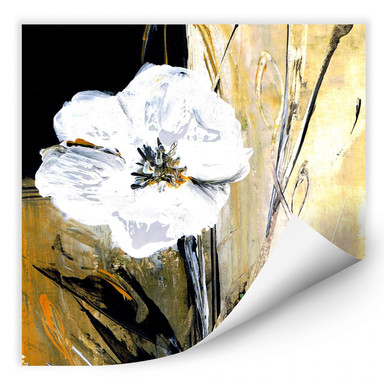 Wallprint Niksic - Modern Flower
