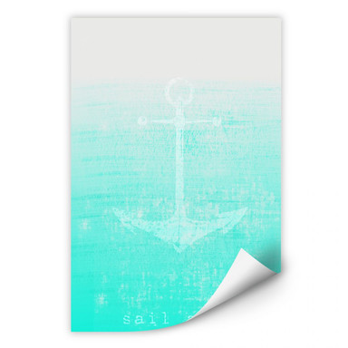 Wallprint Sail away
