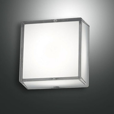 LED Wandleuchte Dot in Weiss 10W 900lm