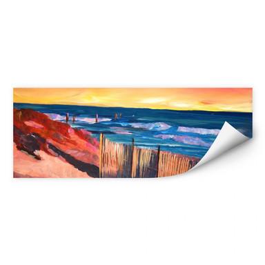 Wallprint Bleichner - Die Hamptons - Panorama
