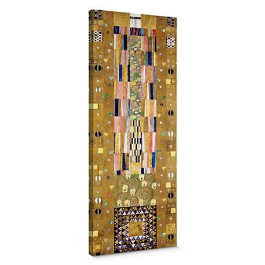 Leinwandbild Klimt - Werkvorlage für den Stocletfries