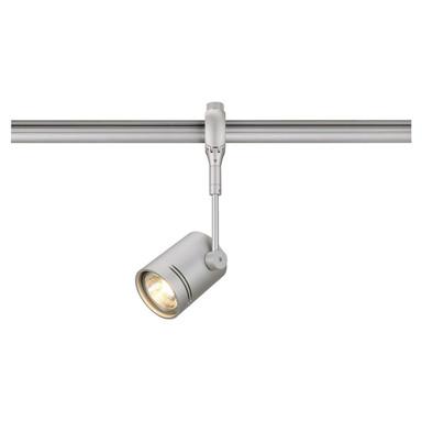 Easytec II Leuchtenspot Bima, GU10. 1-flammig, silbergrau - Bild 1