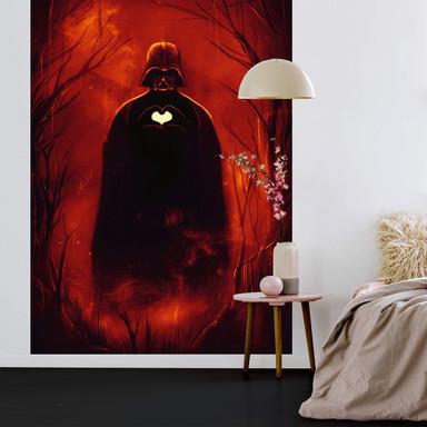 Fototapete Nicebleed - Heart Vader