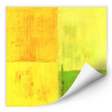 Wallprint Schüssler - Spring Composition II