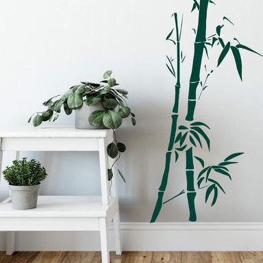 Wandtattoo Bambus 4