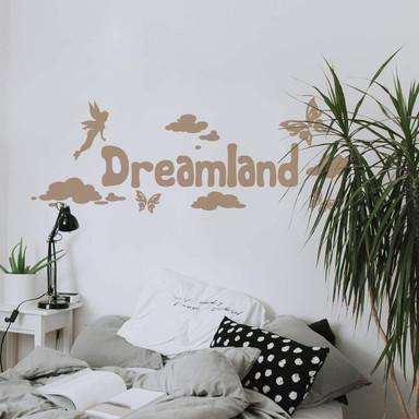 Wandtattoo Dreamland