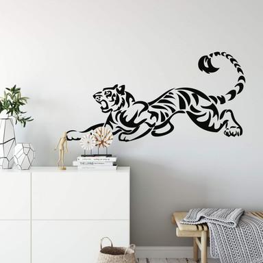 Wandtattoo Tiger 2