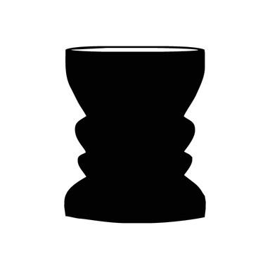 Wandtattoo Vase 3