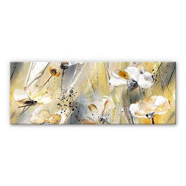 Acrylglasbild Niksic - Little Flower - Panorama