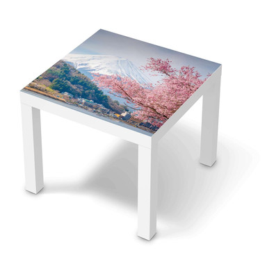 Möbelfolie IKEA Lack Tisch 55x55cm - Mount Fuji
