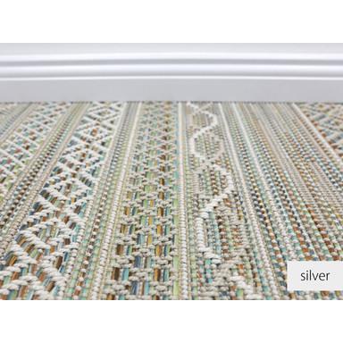Nahla Teppichboden | Raummass | Silver